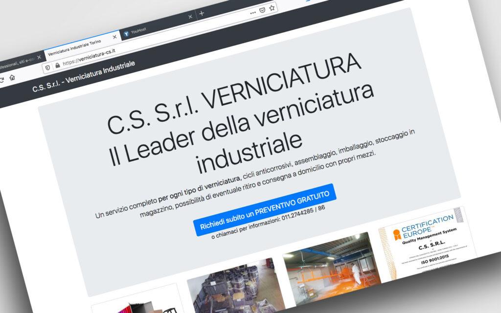 Landing Page per Aziende e Imprese